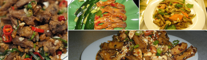 duck tongue recipes, cooking duck tongue, duck tongue chinese