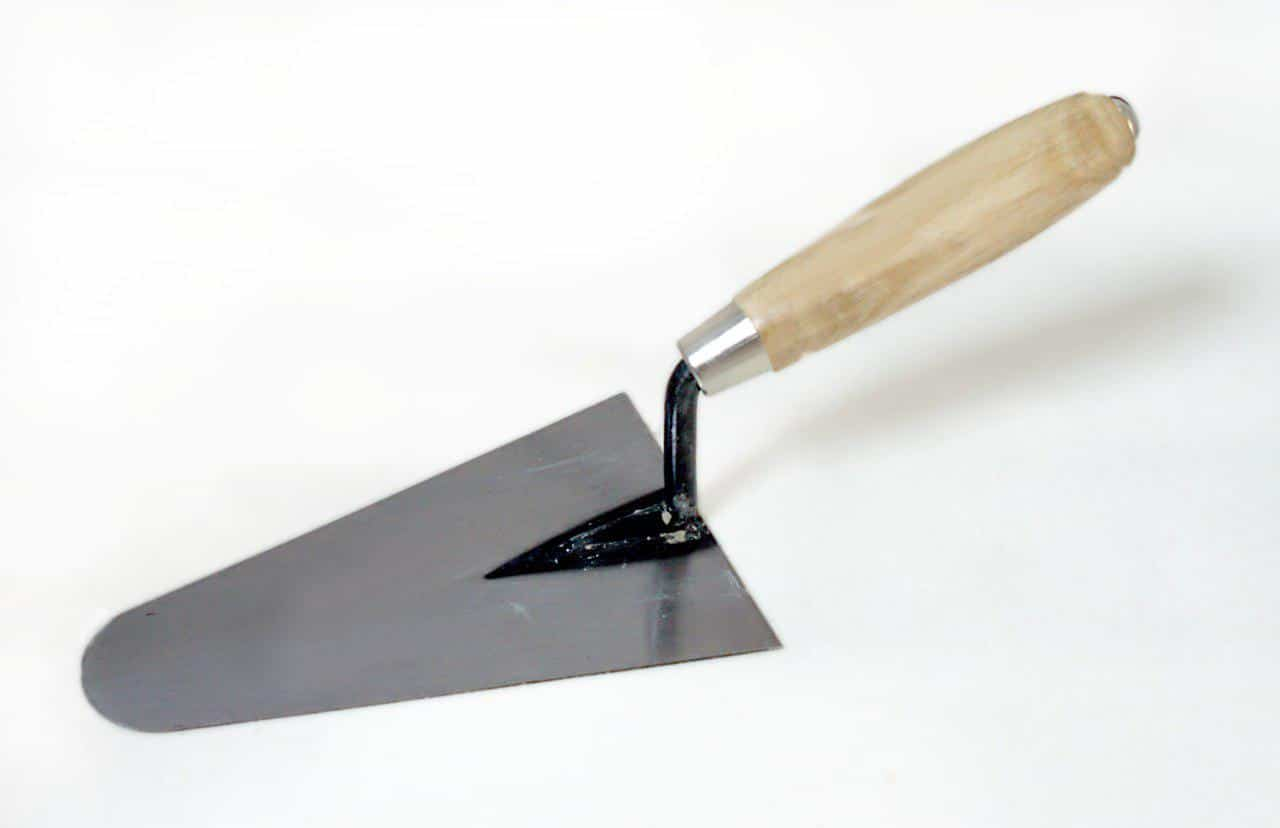 finishing trowel, small trowel