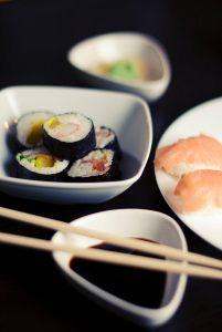 maki rolls, maki rolls types
