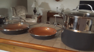 ᐅ Gotham Steel Pan Reviews All About Copper Pans