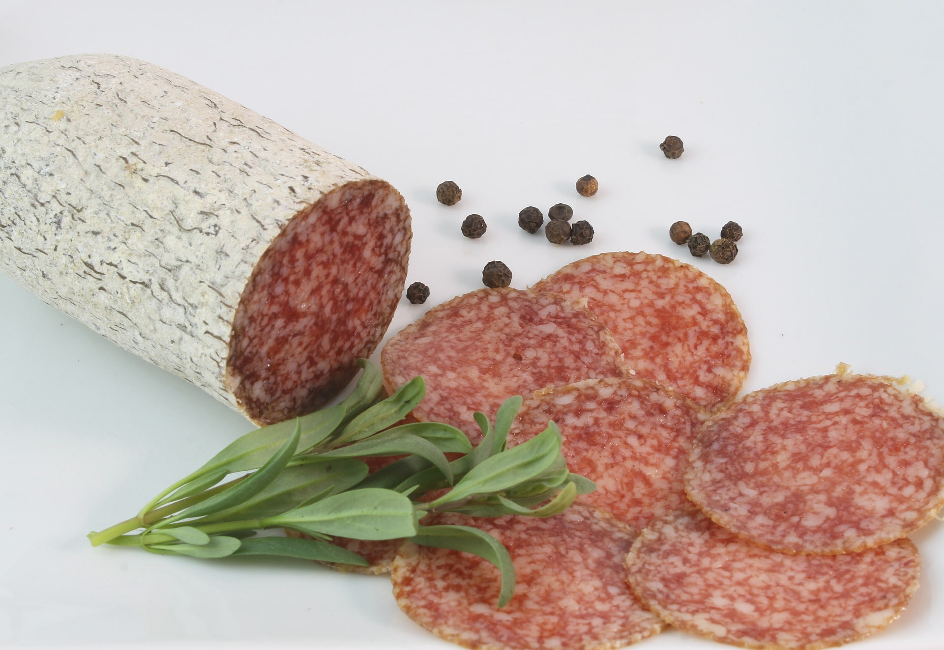 cured sausage, dry cured sausage