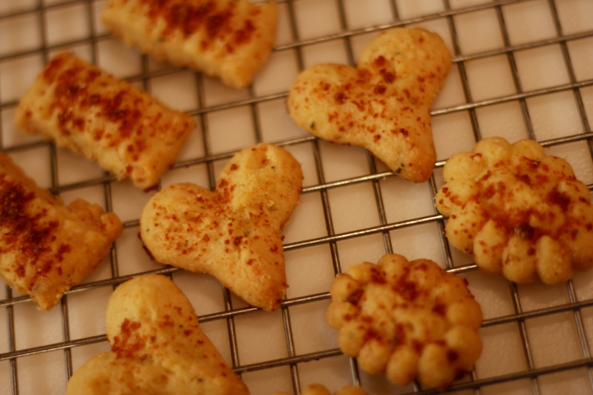 heart shaped biscuits, how to make shaped biscuits