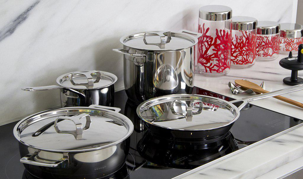 oven safe pots and pans set, oven safe stainless steel cookware