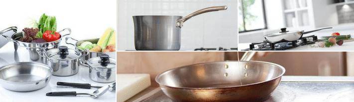 calphalon vs cuisinart, best affordable cookware, affordable pots and pans