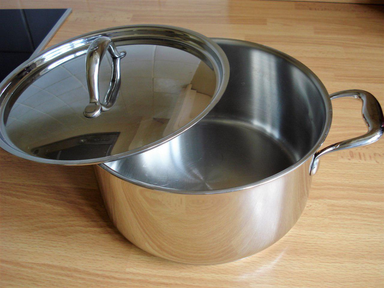 cheap stockpot, kitchen pot set