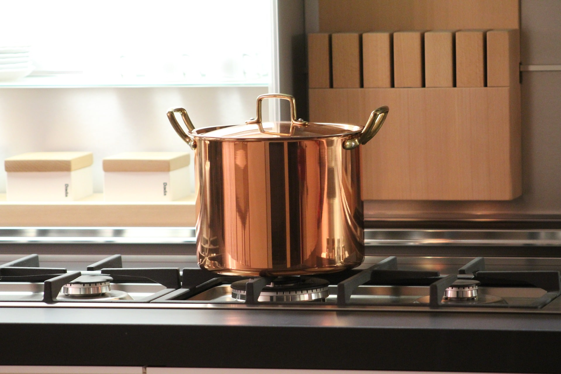 steel stockpot, stainless steel stockpot