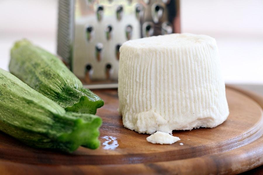 soft cheese, feta
