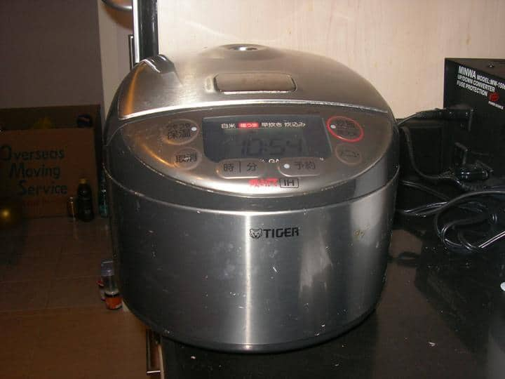 tiger jkt-s10u-k, slow cooking machine