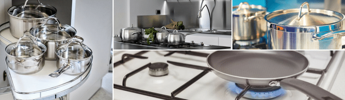 demeyere cookware review, demeyere pots and pans, luxury cookware
