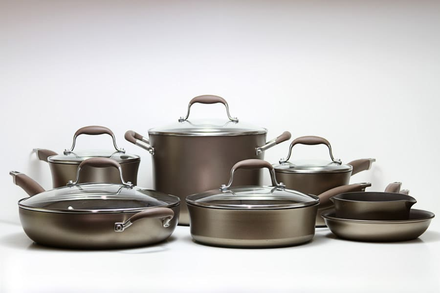 ballarini parma cookware, ballarini parma cookware review, ballarini parma 10-pc. non-stick cookware set