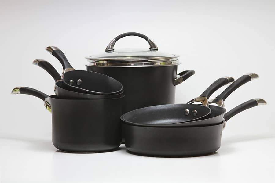 black cookware set, what cookware is best