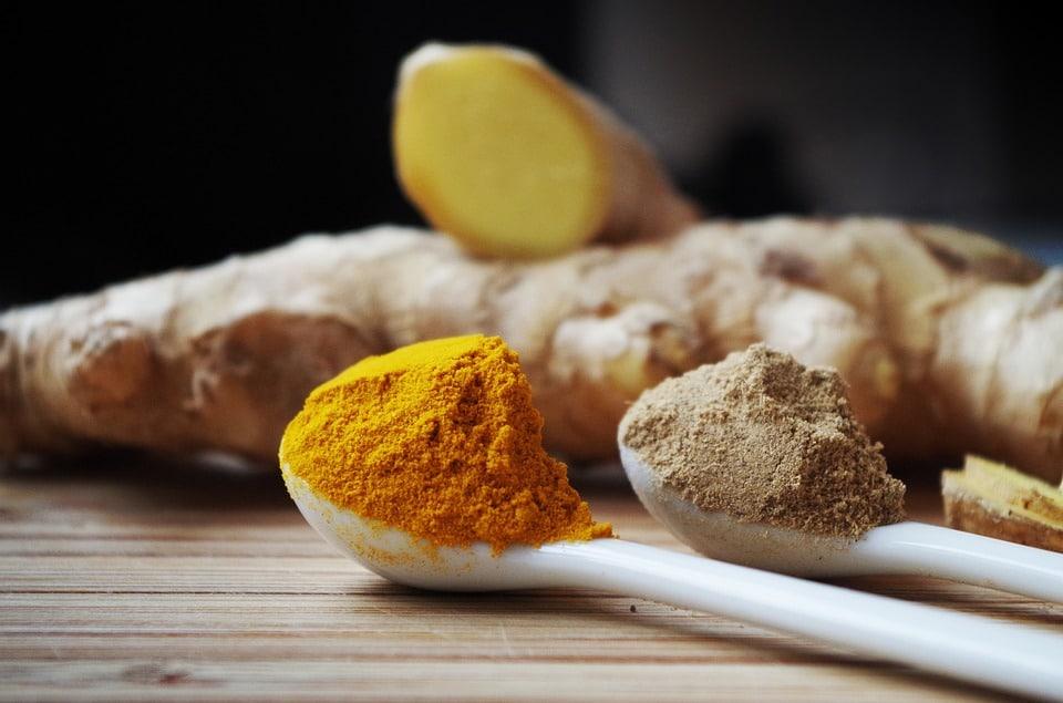 ginger spice, ginger seasoning