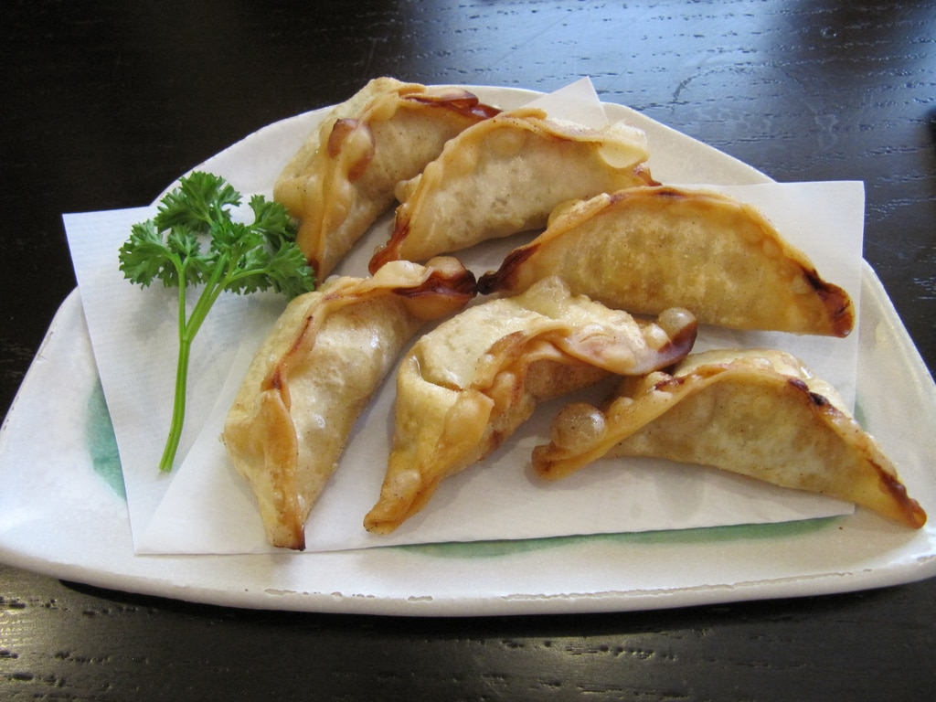 potstickers ingredients, deep fried potstickers