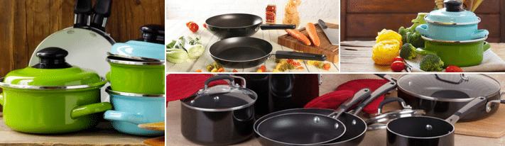 paula deen cookware review, southern cookware, paula deen pots and pans