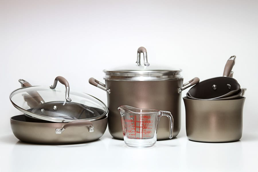 ptfe pan, dishwasher safe pots