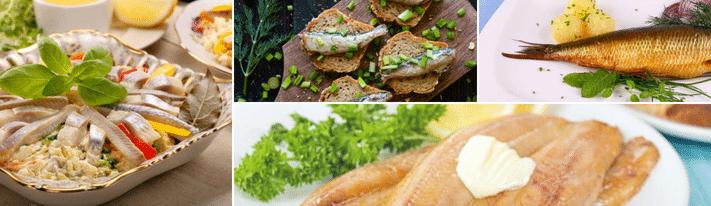 smoked herring, smoked fish salad, how to eat smoked fish