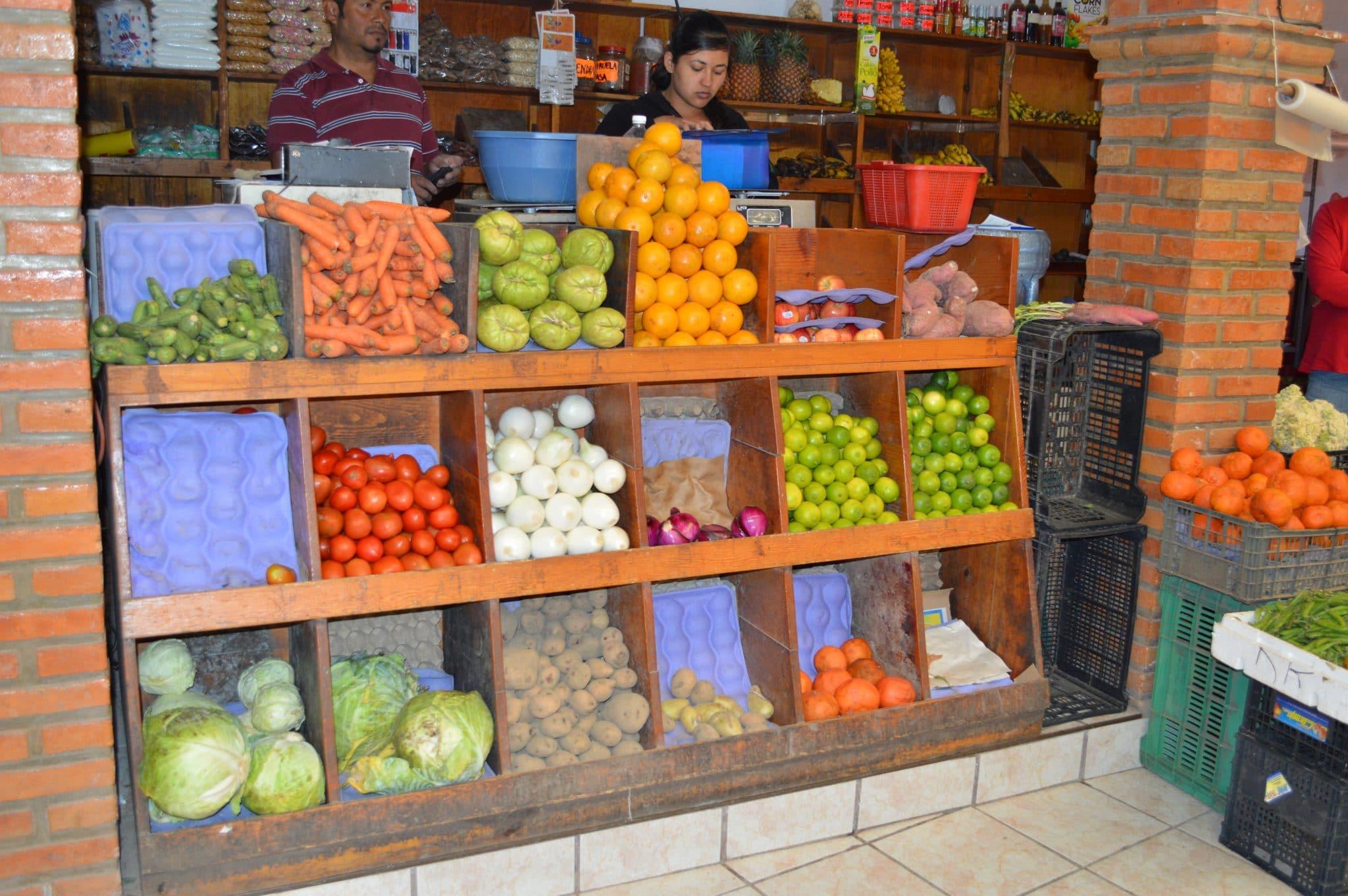 fruit market, vegetable market