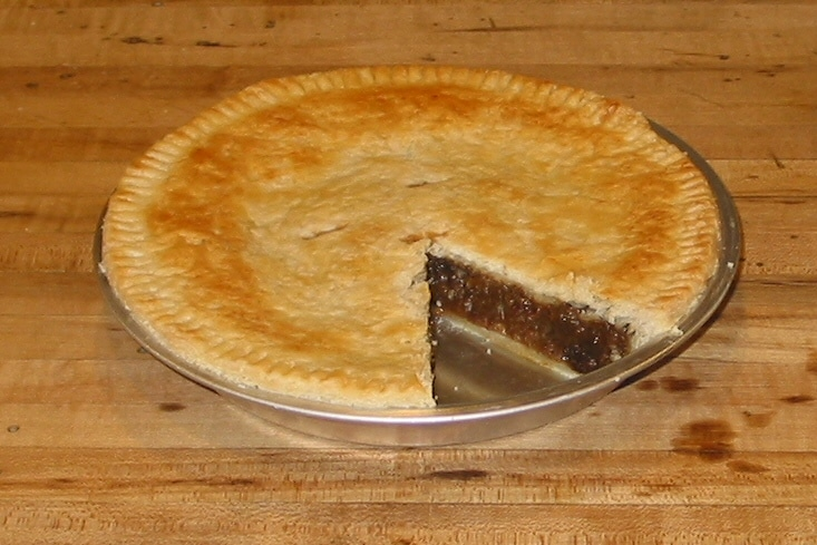 minced meat pie, meat pie recipe