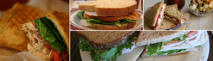 how many calories are in a turkey sandwich, nutrition facts for turkey sandwich, turkey burger calories