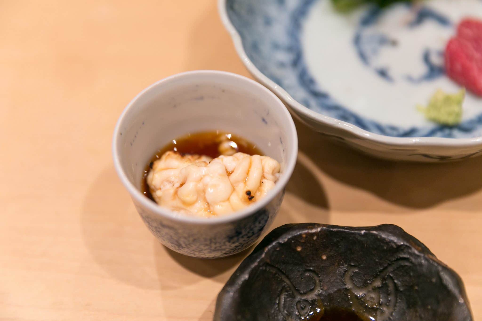 fish milt, fish semen