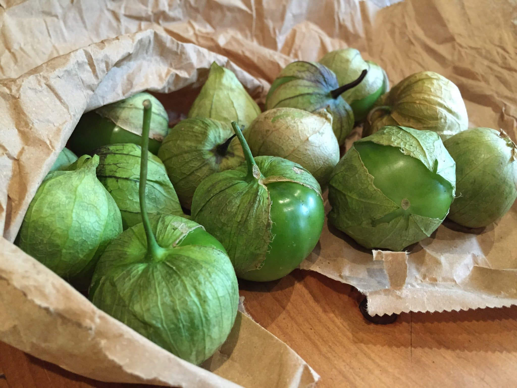 tomatillos, what is tomatillos