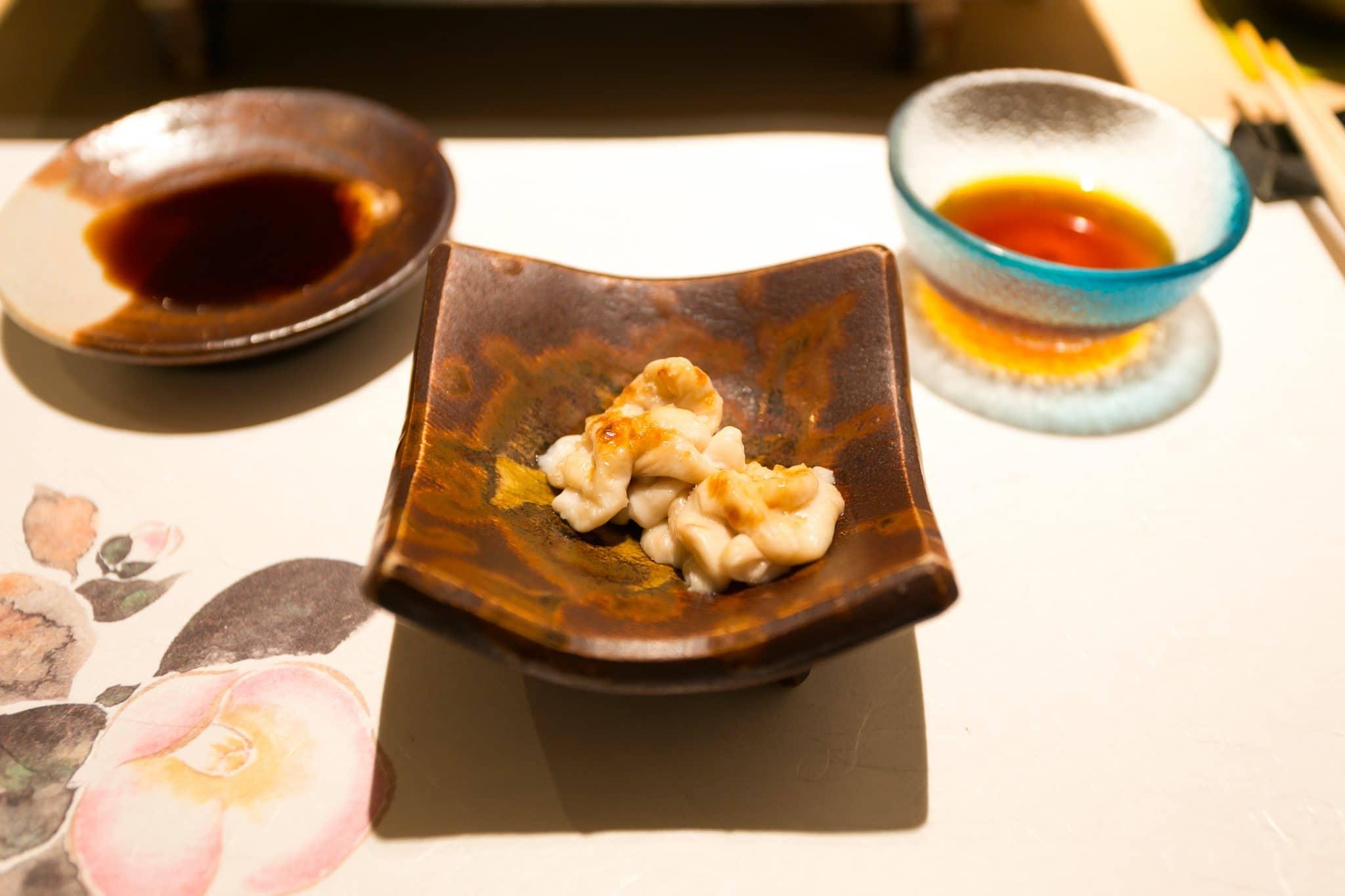 fish milt recipe, exotic seafood recipes