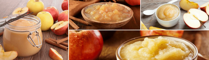 applesauce substitute in baking, applesauce substitute, healthy low fat baking