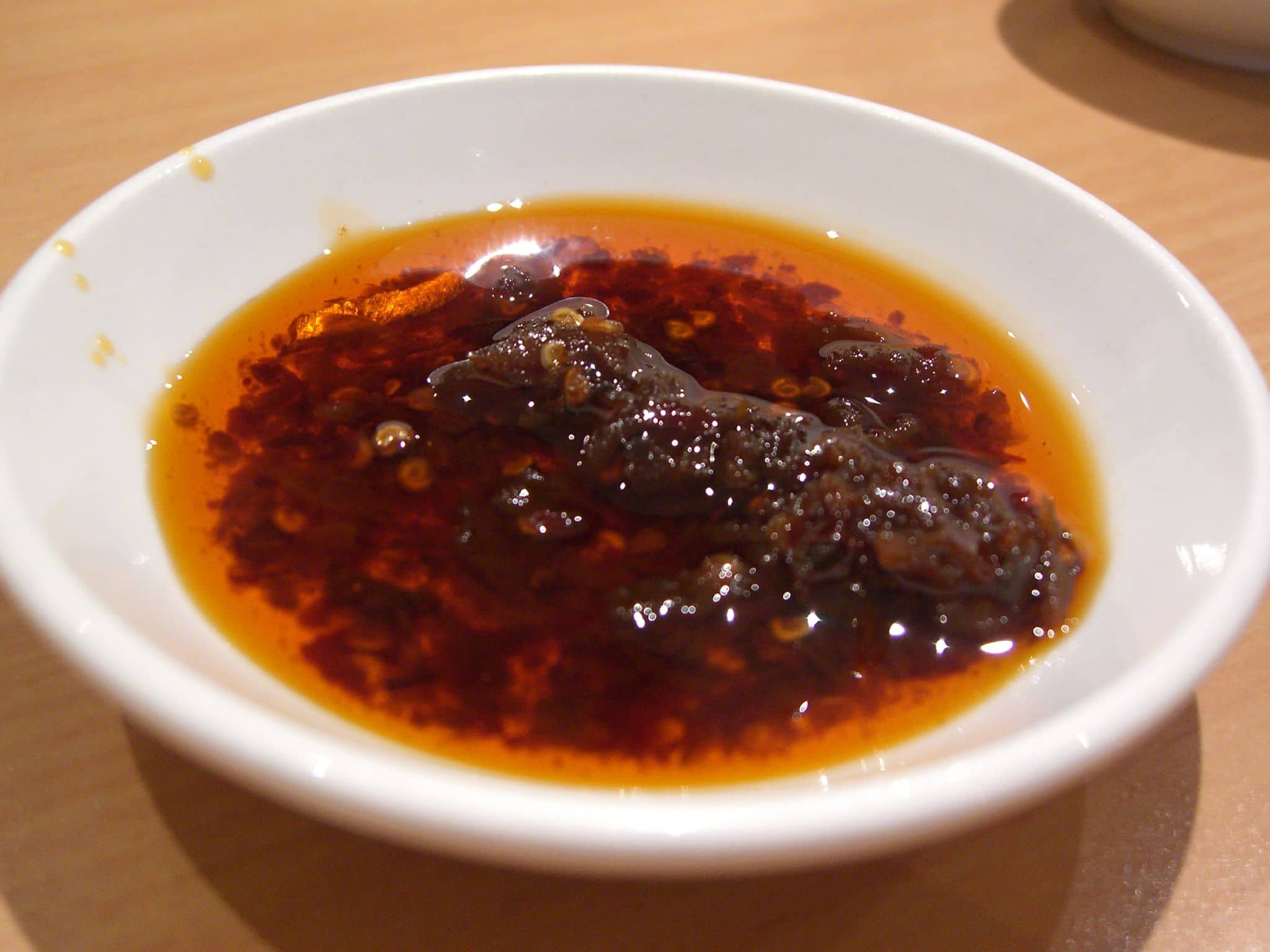 chili oil, chili oil recipe