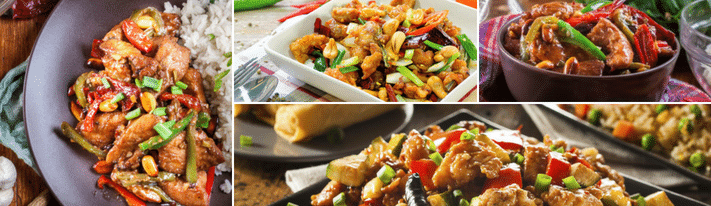 kung pao beef, szechuan beef, chinese beef recipe