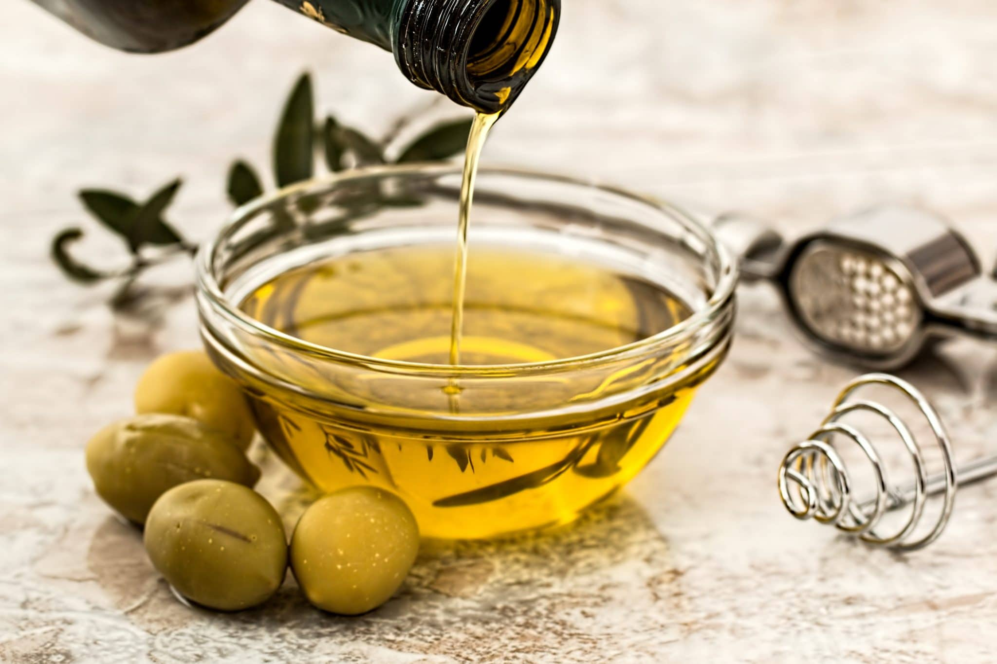 what is healthy cooking oil, olive oil