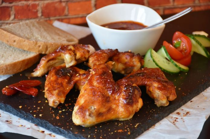 peachy chicken, peachy chicken recipe
