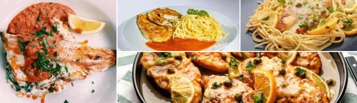 piccata recipe, chicken piccata, piccata sauce