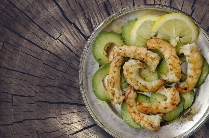 recipes with prawn, grilled prawn