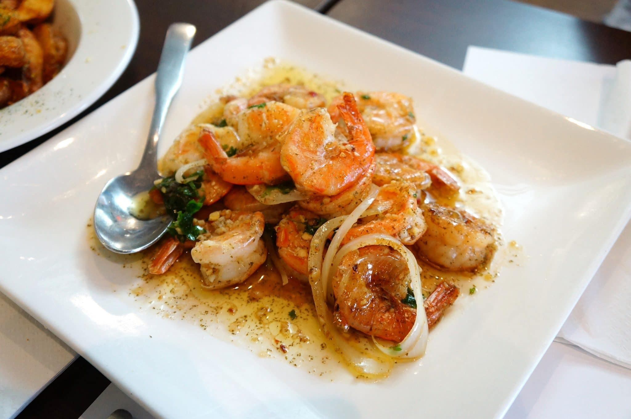 fresh prawn, grilled prawn recipe