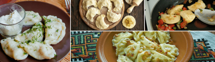 homemade perogies recipe, homemade dumplings, dumplings recipe from scratch