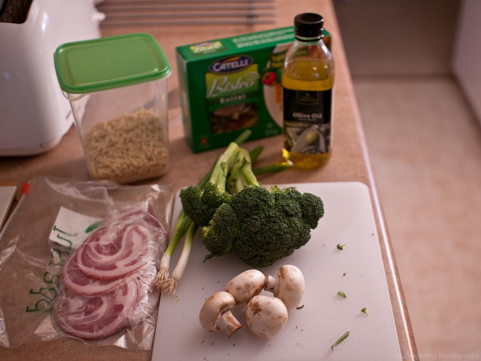 bacon substitute, ham substitute