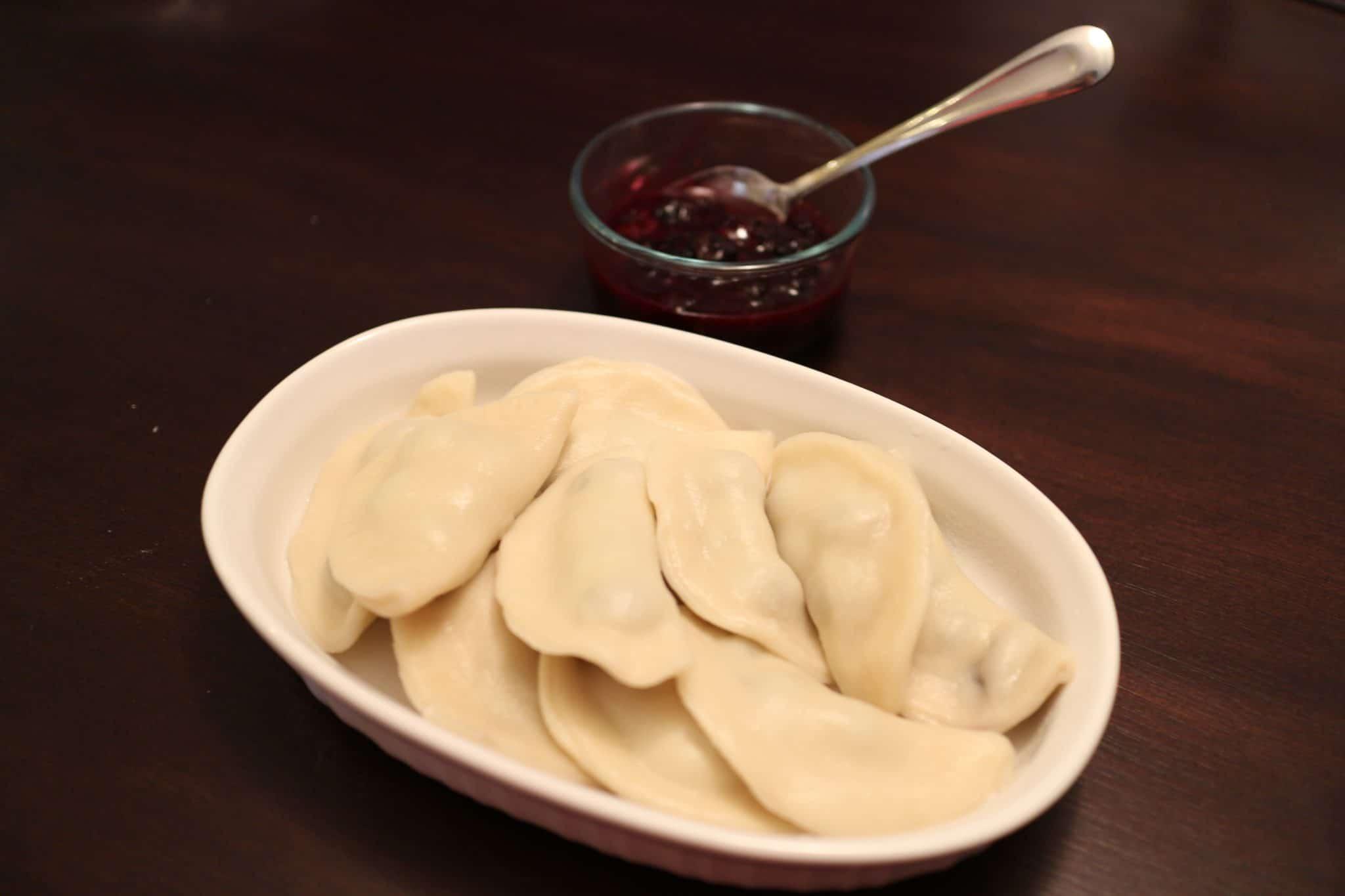polish dumplings recipe, polish dumplings with meat