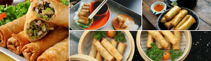 spring roll vs egg roll, what is spring roll, what is egg roll