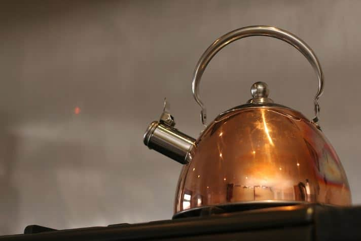 healthy kettle, kettle material