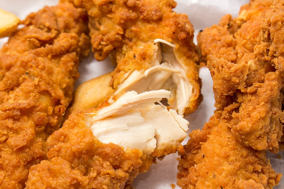 crispy fried chicken, crispy fried chicken recipe