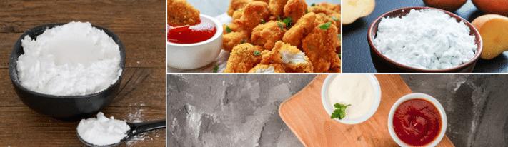 katakuriko, potato starch, what is katakuriko