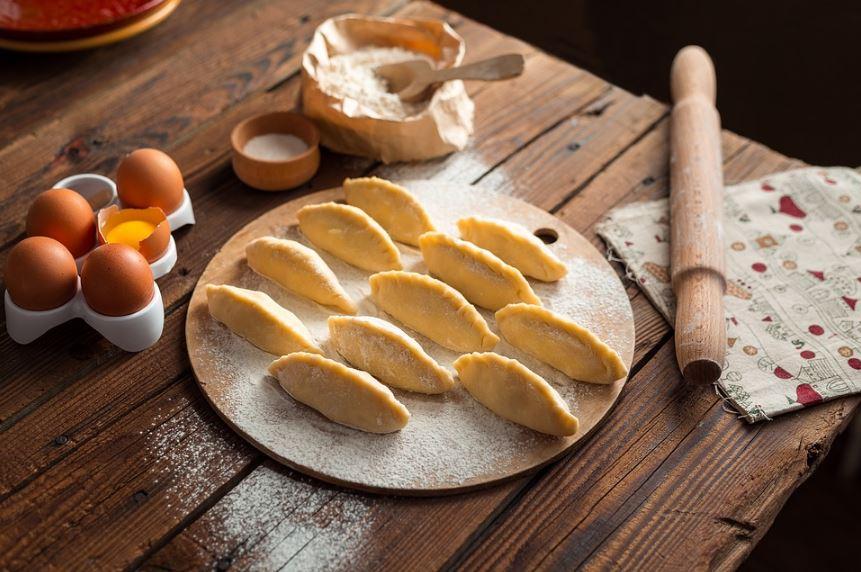 savory dumplings, savory dumplings recipe