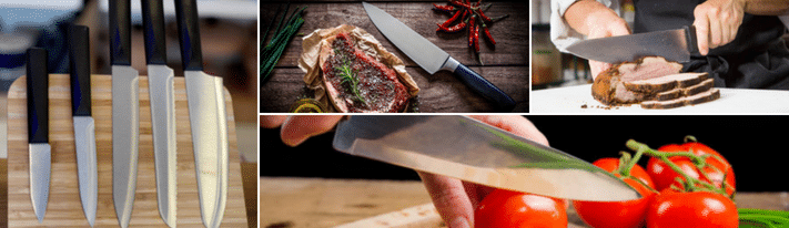 mercer chef knives review, mercer culinary genesis, mercer cutlery