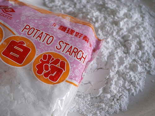 what is potato starch, potato starch benefits