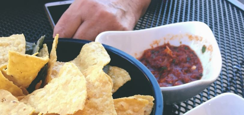 chili dip recipe, taco chili dip