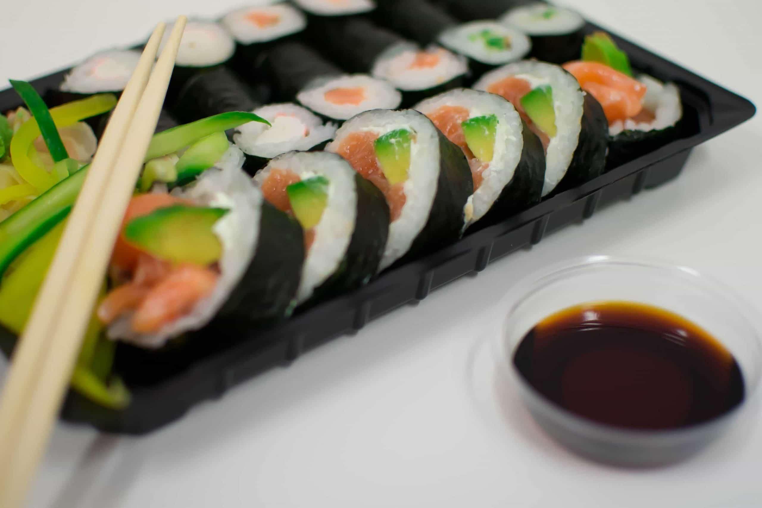 prawn rolls, fresh prawn rolls