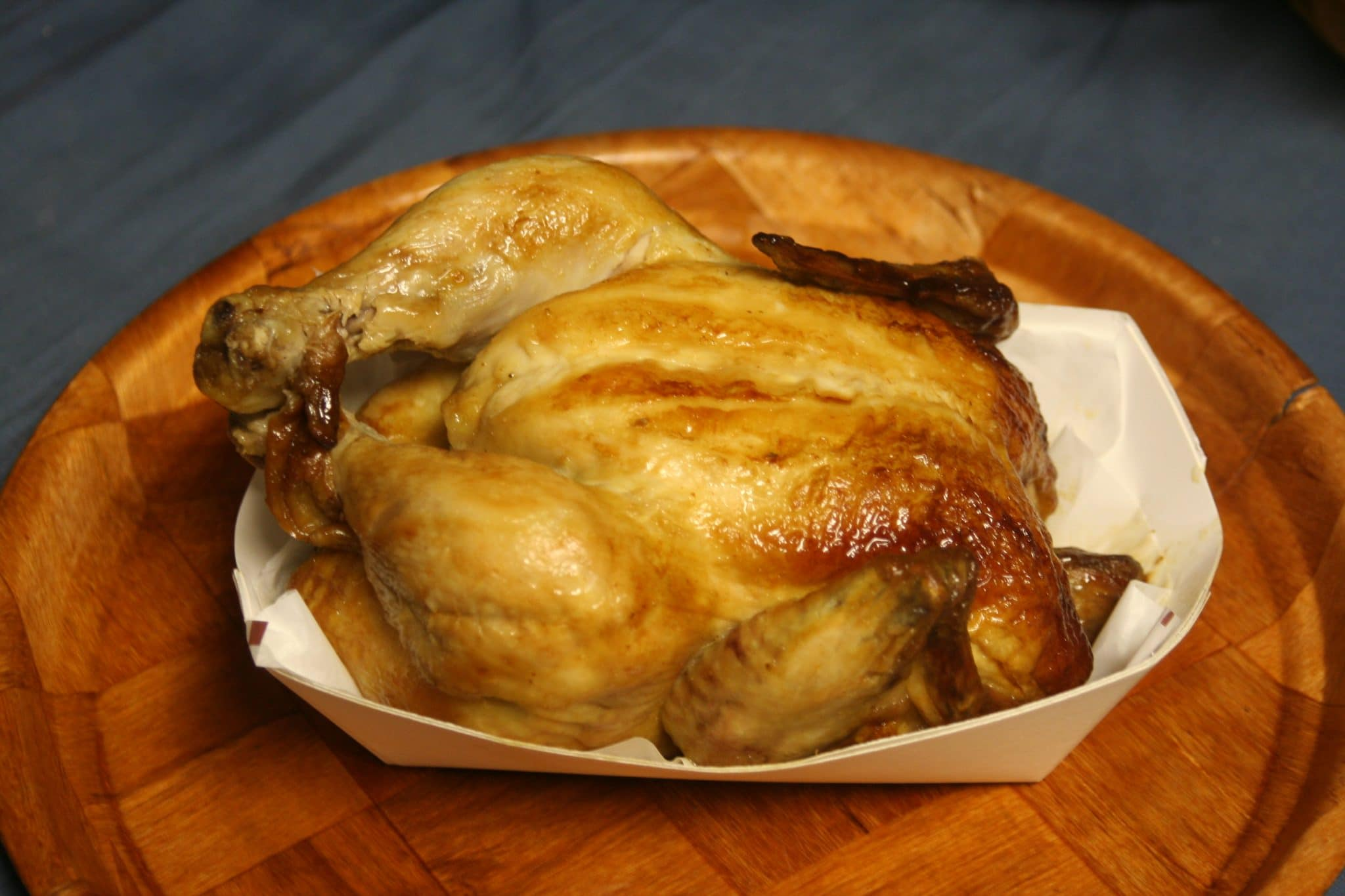 steamed chicken, cooked whole chicken