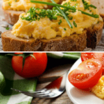 Scrambled Eggs: How to Use Up Leftovers