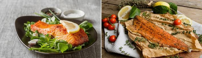 steelhead trout vs salmon, steelhead trout recipe, salmon recipe