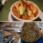 Enoy Mexican Tortilla Soup Using Chicken Bouillon Granules